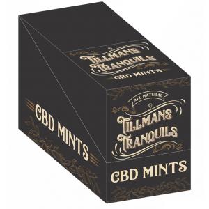 tillmans cbd mints box