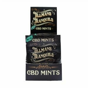 cbd mint packs