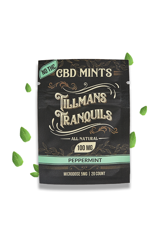 best tasting cbd mints on the planet